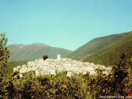 casperia in sabina - Yoga Holidays & relaxing breaks Italy