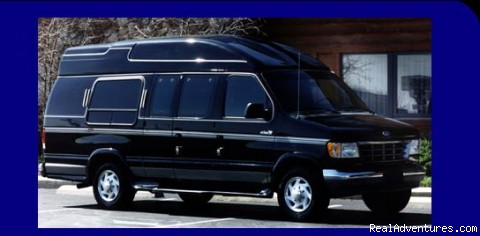 Limousine  Transportation: Top One Tours & Trans
