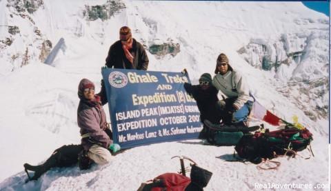 Nepal, Tibet & Bhutan Tour information