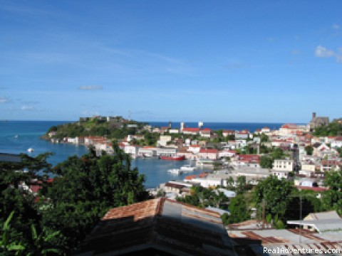 Chase Away The Winter Blues in Grenada St. George's Bay in Grenada