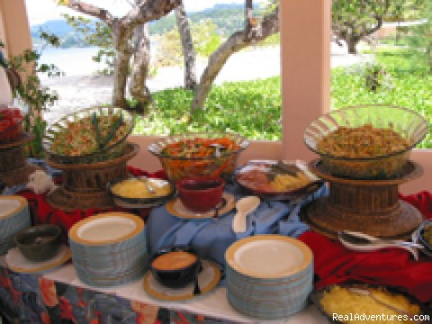 Sunday buffet luncheon on the beach (#4 of 11) - Chase Away The Winter Blues in Grenada