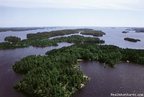 Voyageurs Adventures- National Park Tours Lake Kabetogama, Minnesota Fishing Trips