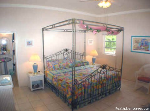 Villa Dawn  - Guest Bedroom - Caribbean Breeze & Villa Dawn, St. Croix
