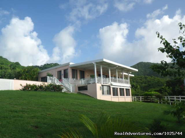 Villa Dawn - Caribbean Breeze & Villa Dawn, St. Croix