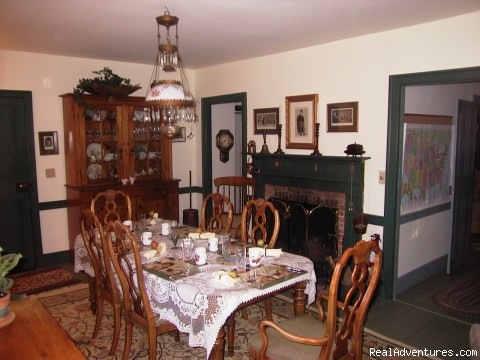 Dining Room - Schoolmaster's House c.1818