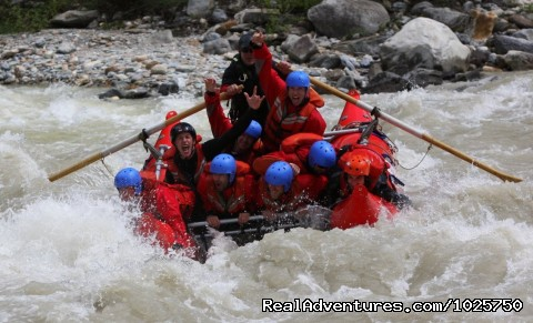 Try Catrafting! - Whitewater Rafting
