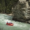 Last Rapid on the Kicking Horse River