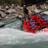 Last Waltz Rapid, Middle Canyon, Kicking Horse River