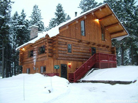 1st Class Lodging | Image #3/15 | Rich Ranch Winter Snowmobiling Adventures