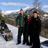 Rich Ranch Winter Snowmobiling Adventures