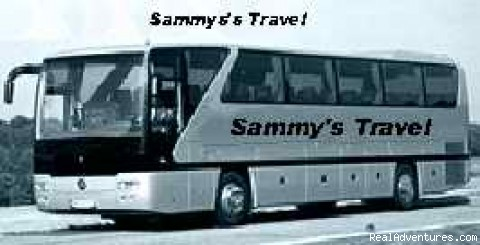 Our bus with A/C - Get Your Anzac Day Tours in Turkey a Memorable One