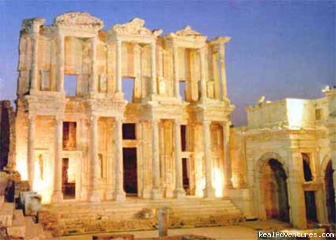 Ephesus - Get Your Anzac Day Tours in Turkey a Memorable One