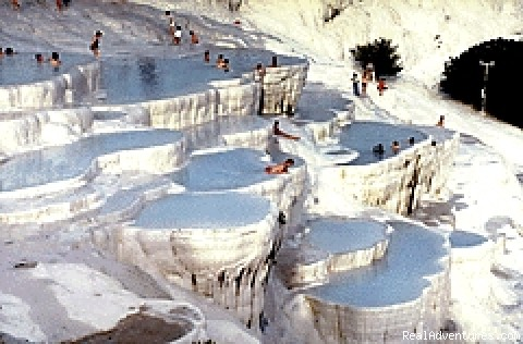 Pamukkale - 10 Days ANZAC Tour....Includes all entrance fees