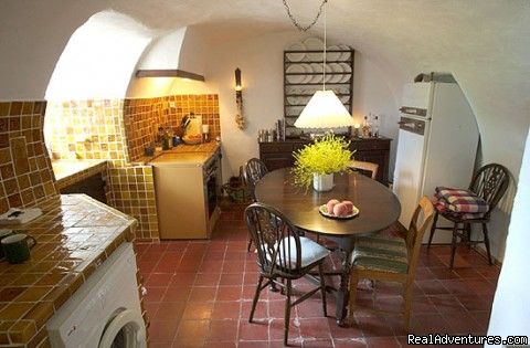 Kitchen - Townhouse in Provence