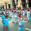 Dancers in Yucatan