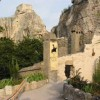 exclusive B&B PROVENCE le PRINCE NOIR les BAUX in the heart of the castle site