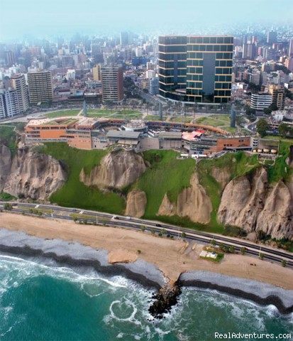 Miraflores-Lima  - South American Tours