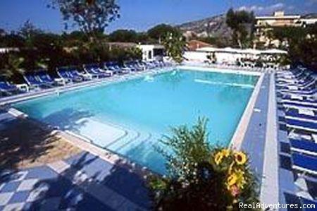 Swimmingpool - Giardino Delle Esperidi & Sorrento Cooking School