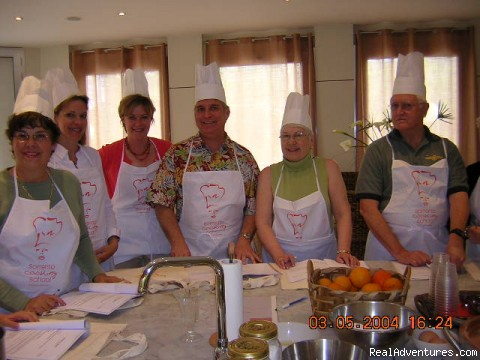 Sorrento Cooking School, classes - Giardino Delle Esperidi & Sorrento Cooking School