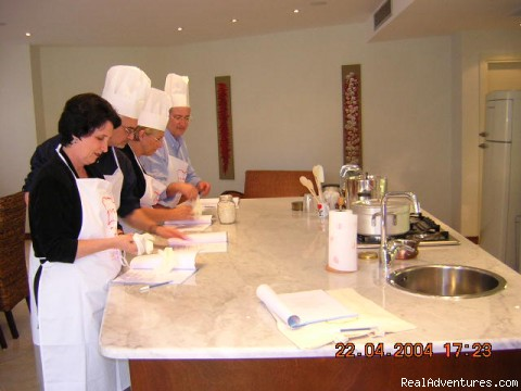 Sorrento Cooking School - Giardino Delle Esperidi & Sorrento Cooking School