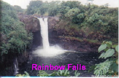 Rainbow Falls - Aloha Healing Retreats