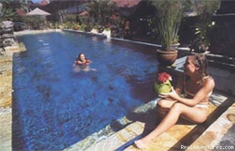 Discounted Bali Bed & Breakfasts, Hotels & Resorts Restu Bali Hotel Swimming Pool