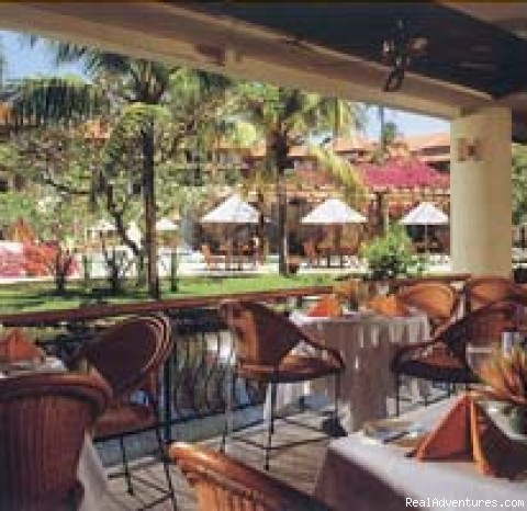 Westin Resort Restaurant - Discounted Bali Bed & Breakfasts, Hotels & Resorts