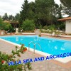 House in Palermo Villa Imperato, sea & archaeology Balestrate, Italy Vacation Rentals