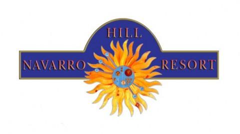 Logo - Navarro Hill Resort