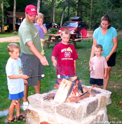 S'mores....mmmmmm (#21 of 26) - Relaxing, Lakeside Getaway for the Family