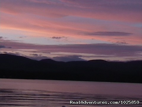 You've got to love the sunsets (#23 of 26) - Relaxing, Lakeside Getaway for the Family