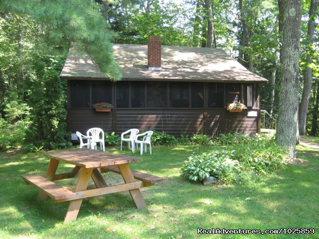 The Villa - 2 bedroom...now available for Laconia Bike Week - Relaxing, Lakeside Getaway for the Family