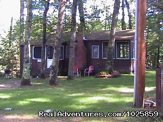 The Shanty is a cute 2 bedroom. (#12 of 26) - Relaxing, Lakeside Getaway for the Family
