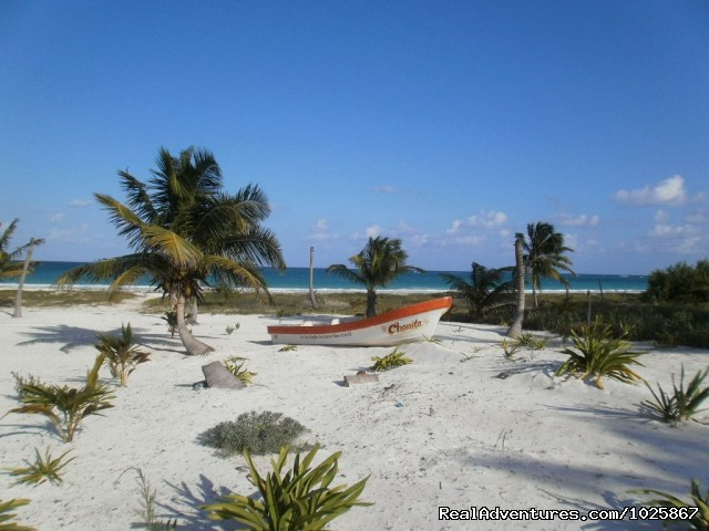 Tulum Beach - Instituto Chac-Mool Spanish School