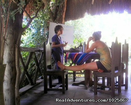 Instituto Chac-Mool Spanish School Our Spanish Classes in Tulum