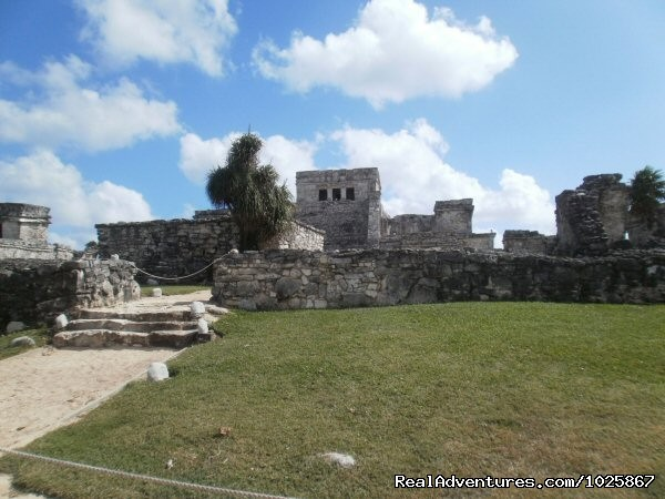 Tulum ruins (#5 of 12) - Instituto Chac-Mool Spanish School