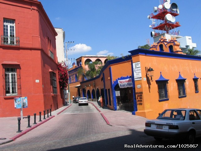 Cuernavaca Street Scene (#12 of 12) - Instituto Chac-Mool Spanish School