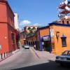 Cuernavaca Street Scene