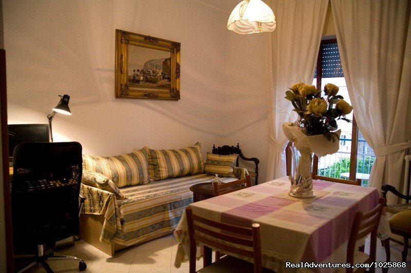 Common Area with internet point | Image #7/7 | Casa Susy