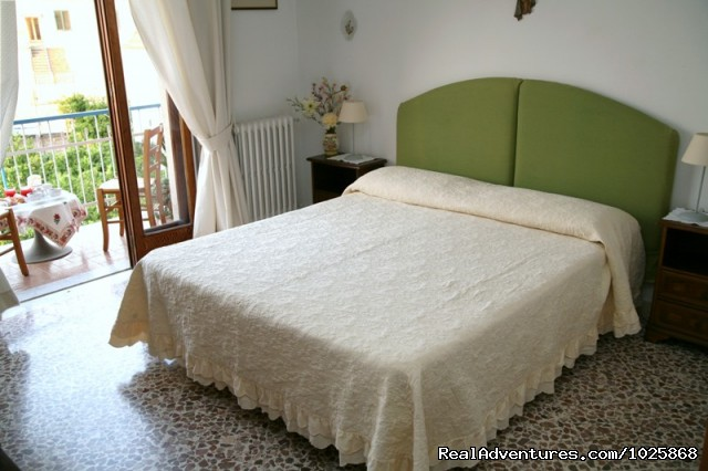 Double Room With Balcony - Casa Susy