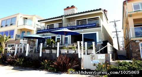 Ultimate Beach House San Diego, California Vacation Rentals