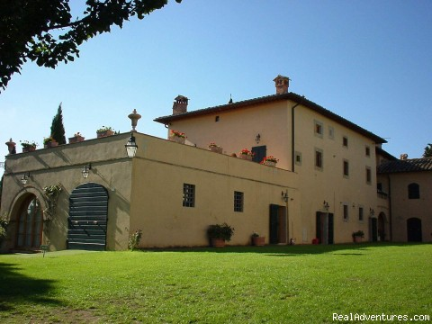 Photo #3 - Castello di Pastine weekly rentals in TUSCANY