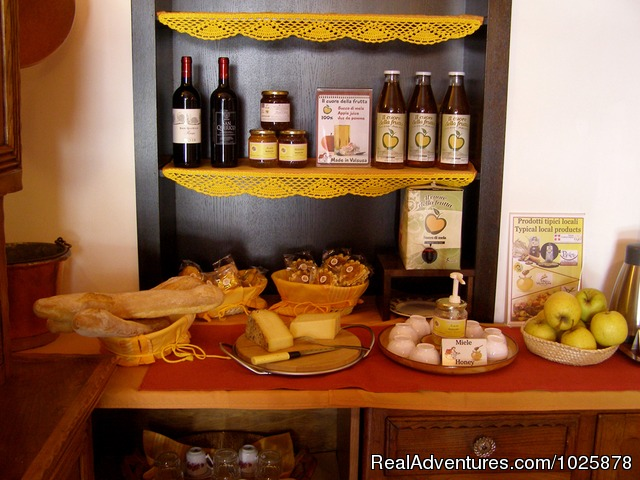 - L'Antico Borgo in Susa Valley Bed and Breakfast