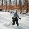 Falls Brook Yurt Rentals in the Adirondacks Year Round Fun!