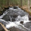 Cascading Falls Brook offers natures background music