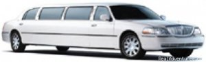 A Real limousine is waiting for you in Orlando! Orlando, Florida Car & Van Shuttle Service