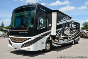 Camp USA Luxury RV Rentals in FL Pompano Beach, Florida RV Rentals