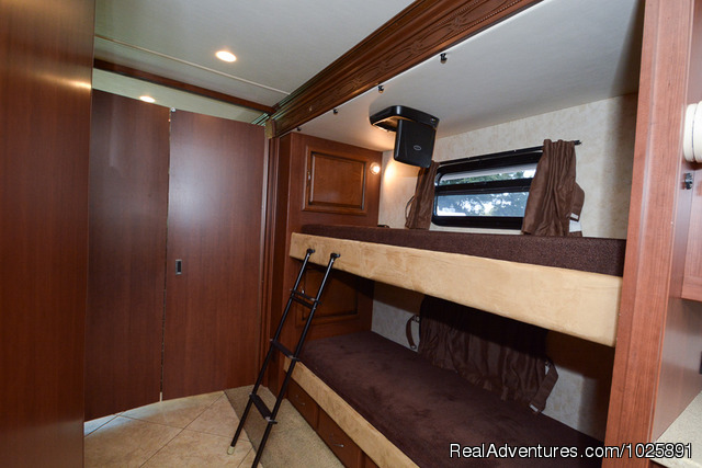 A39 Expedition Luxury Diesel 9902 - Camp USA Luxury RV Rentals in FL