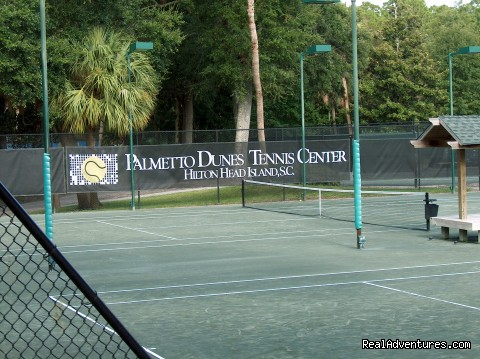 Palmetto Dunes Tennis Facilities (#21 of 21) - ATTENTION: Beach, Tennis,&Golf Lovers