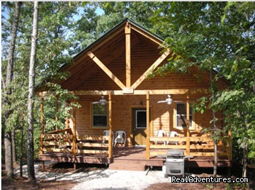The Lodge  - Eminence Canoes, Cottages&Camp